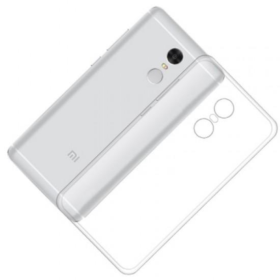 ASLING Transparent Phone Case for Xiaomi Redmi Note 4